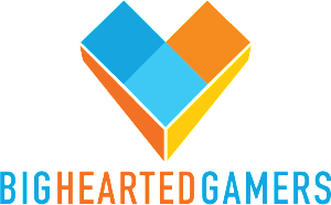 Big Hearted Gamers logo New