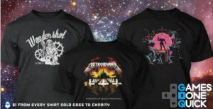 Order rad shirts and support charity - oh yeah!