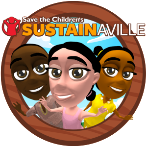 Sustainaville by Save The Children