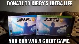 Kirby Extra Life