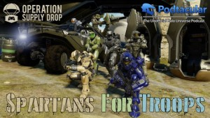 Spartans for Troops